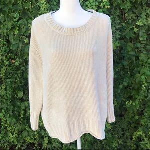 Max Studio Chunky Knit Sweater